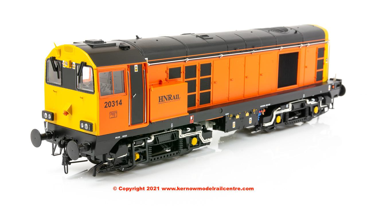 35-126ASF WSL Bachmann Class 20/3 20314 Harry Needle Railroad Image